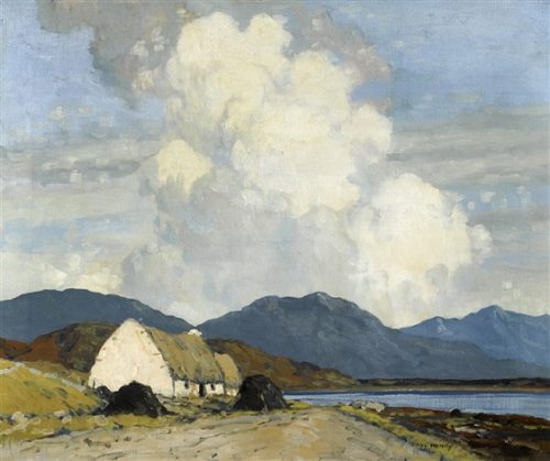 Irish art Dublin auction