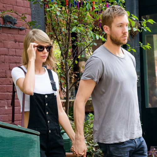 Calvin Harris breaks silence Taylor Swift split