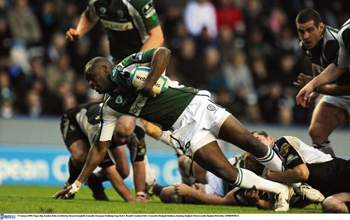 Exiles veteran committed to club's promotion hopes