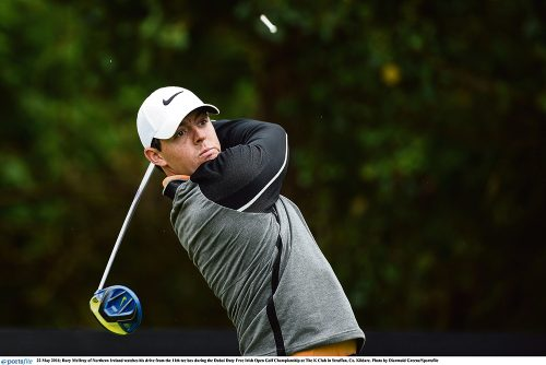 Clarke: 'Rory criticism is harsh'