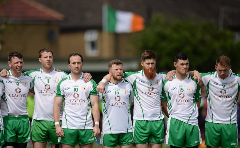 London UK GAA Fact File Training times, contact details, locations