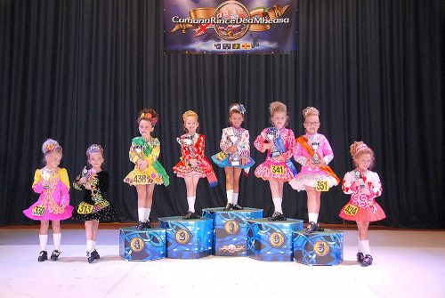 Irish dancing CRDM British National Championships