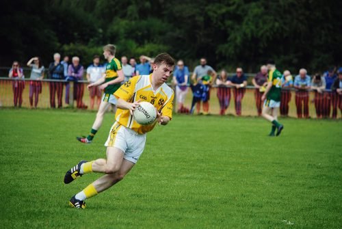 Kerry Lancashire GAA Junior Football semifinal