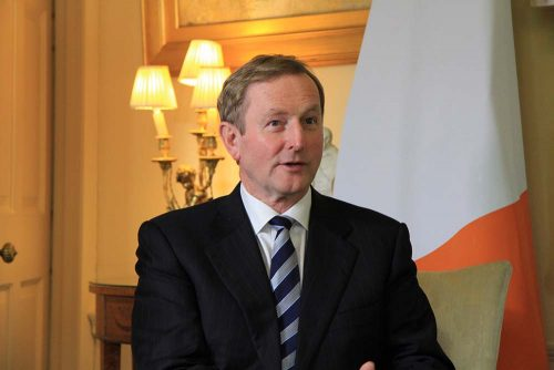 Kenny May confirm no hard border
