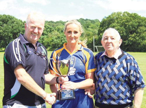 Parnells reclaim intermediate title
