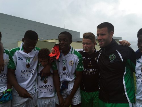 South London Feile success