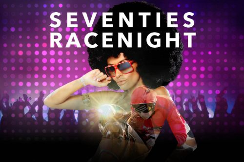 Win Tickets 70s Racenight Live Music