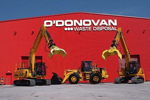 ODonovan Waste Disposal tackles cycle deaths