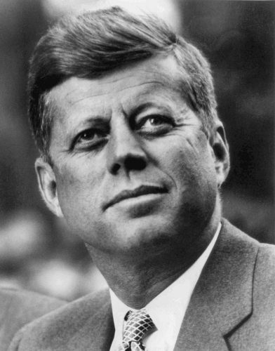 JFK Irish documentary