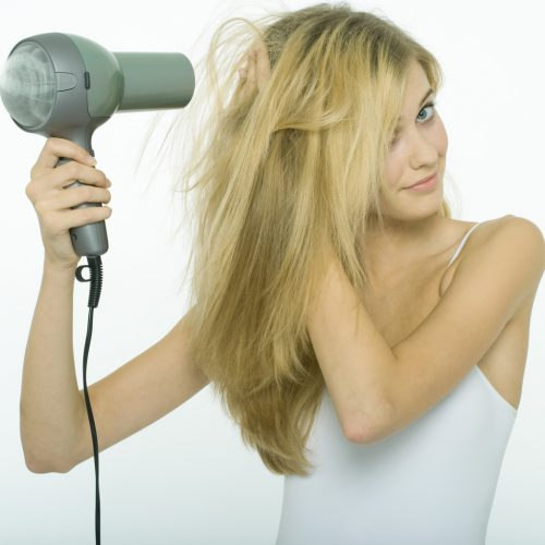 Perfect home blowdry