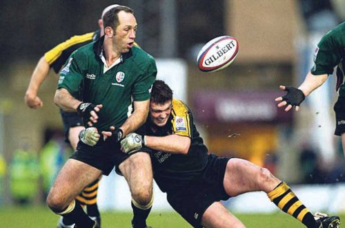 London Irish squad confirmed as Venter returns