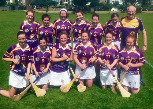 London Camogie Round-Up