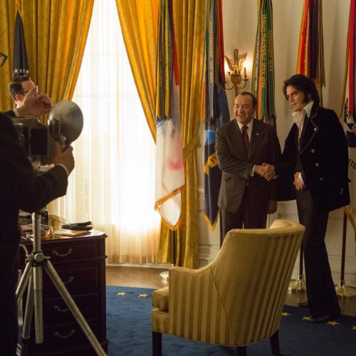 Film Review Elvis Nixon