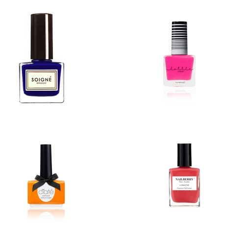 Must-have nail polish colours summer