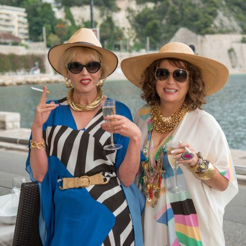 Film Review: Absolutely Fabulous