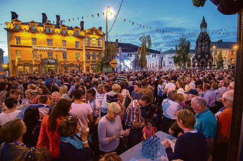 Star lineup announced for Monaghan festival