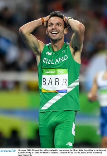 team ireland tears cheers Rio 2016
