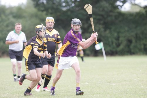 London GAA Kilburn battling relegation