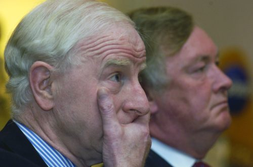 Olympic boss Pat Hickey Rio arrest