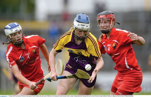 GAA Cork Ladies Wexford extra time