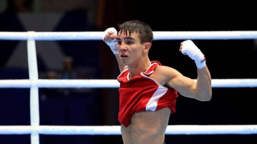 Michael Conlan post Rio fight