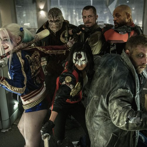 Film Review Suicide Squad