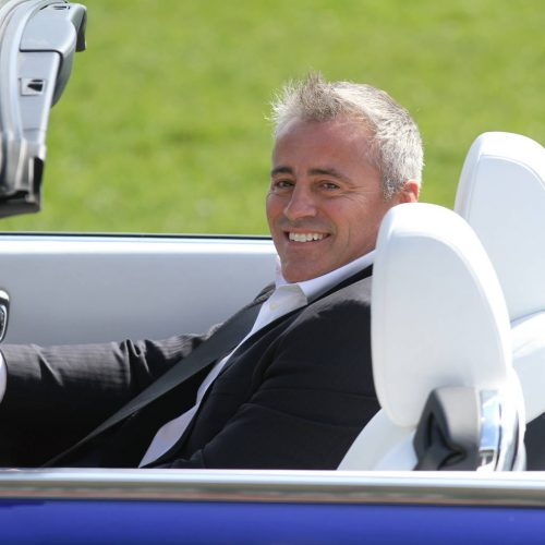 Matt LeBlanc Top Gear return