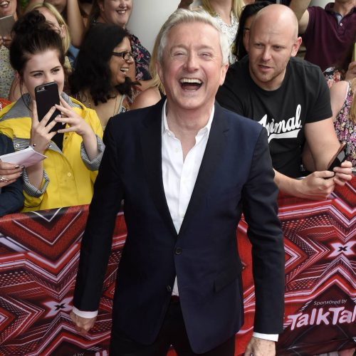 Louis Walsh One Direction split