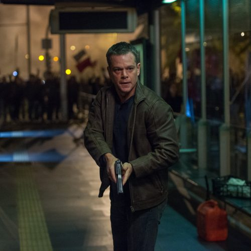 Film Review: Jason Bourne