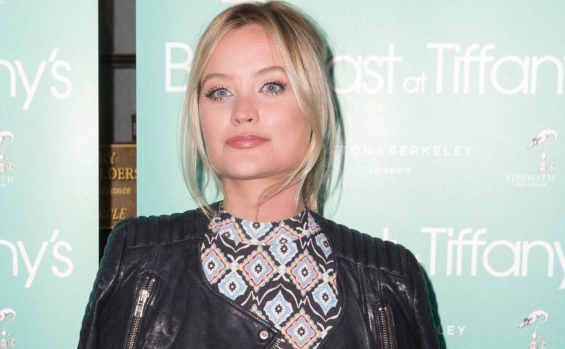 Laura Whitmore's ready for romance on Strictly Come Dancing