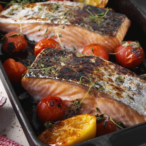 Fatty acids oily fish aid heart attack patients