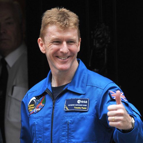 Astronaut Tim Peake Strictly Come Dancing