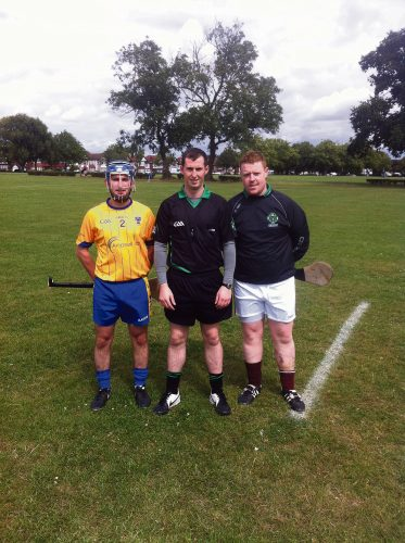 London GAA Four goals Gabriels victory