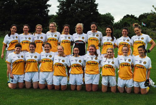 Ladies GAA Lancashire lose big