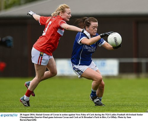 GAA Reigning ladies champs withstand Cavan test