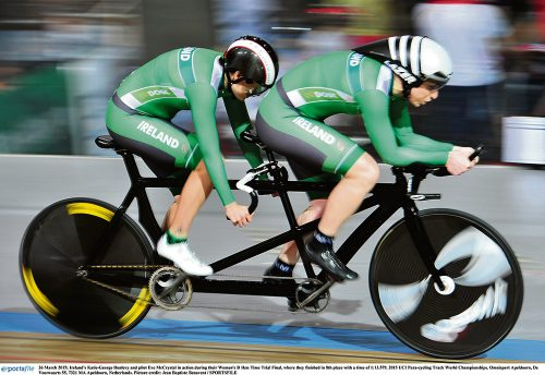 Dunlevy Crystle break Irish MENs record pre Rio