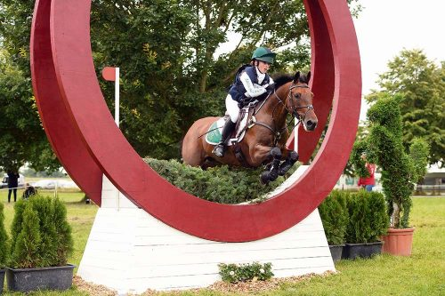Irish Eventing Show Jumping Dressage Denmark