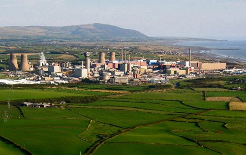 Irish politicians uproar Sellafield claims
