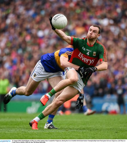 GAA Mayo 65 year Sam wait