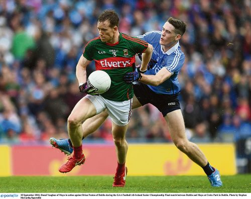 Unlucky Mayo earn replay