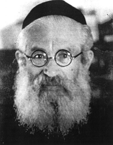 remarkable man Rabbi Yitzhak Herzog