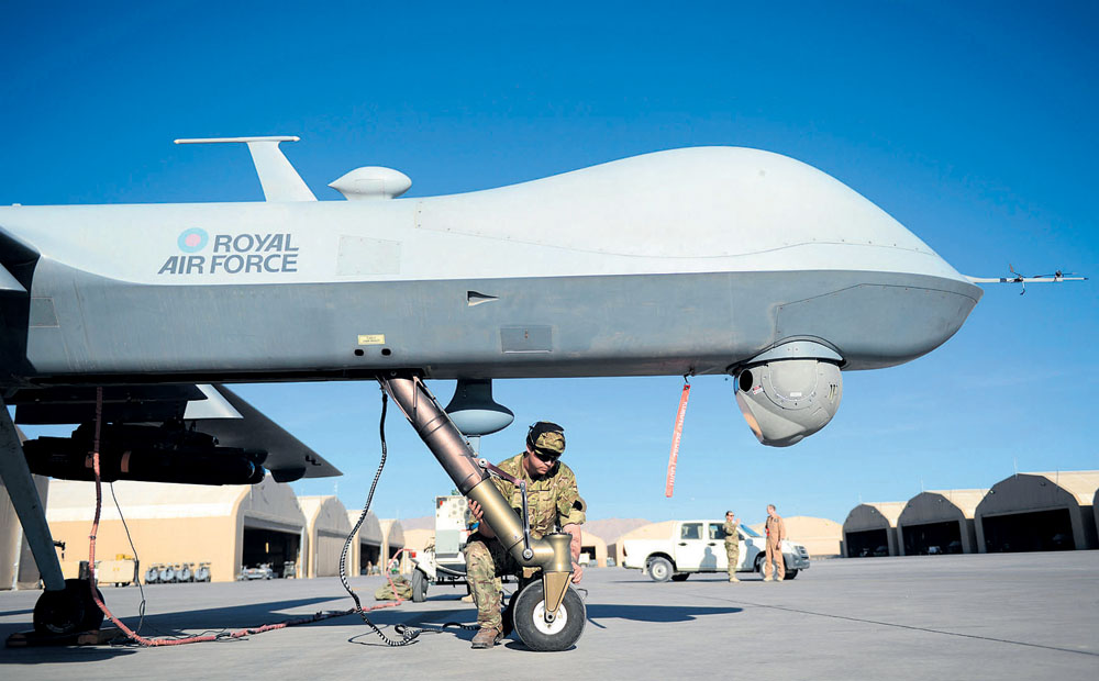 drone usage in war time tactics This one drone changed the way military people thought about unmanned aircraft, resulting in a drone revolution that has changed the way we wage war, altered the military, altered the cia, reshaped the defence and aviation industries and is spreading in the civilian world faster than the federal aviation administration can govern it.