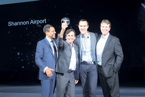 Shannon Airport wins major award