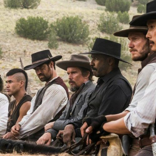 Film Review Magnificent Seven