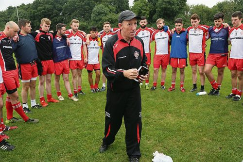 London GAA Three goal win Tir Chonaill Gaels