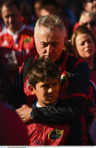 Death Legend Anthony Foley