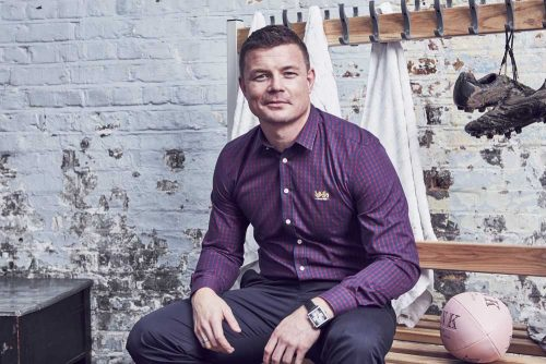 BOD launches British Irish Lions Collection