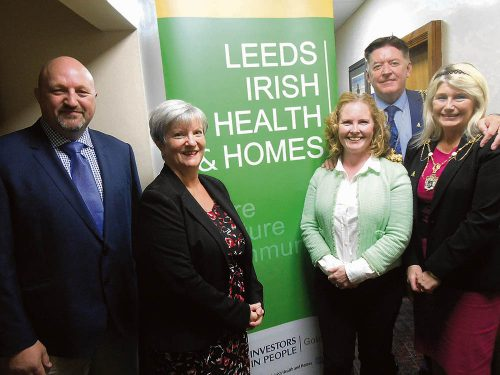leeds irish dementia