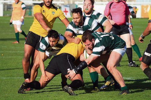 Reggae rugby warriors Ireland rude awakening
