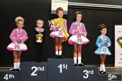 Stevenage becoming Irish dancing hub